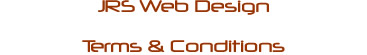 Welcome to JRS Associates Web Design & Solution Specialists